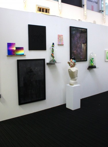 Base-Alpha Gallery, London Art Fair, LAF16, Nadia Naveau, Tinka Pittoors, Lieven Segers, Geoffrey de Beer, Tom Poelmans